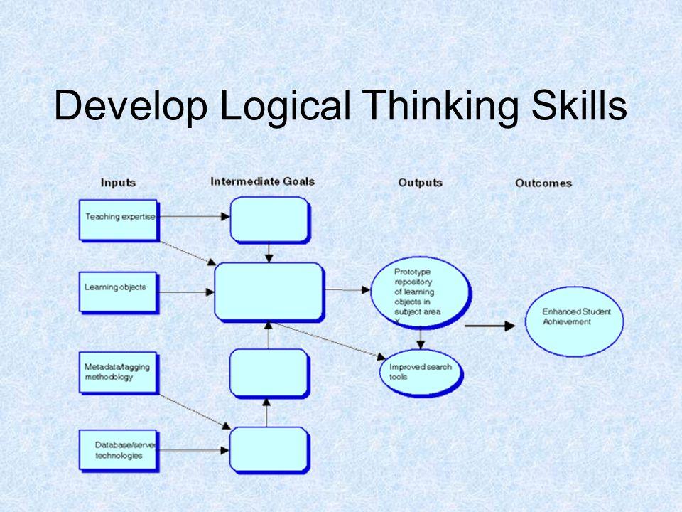 Develop Logical Thinking Skills