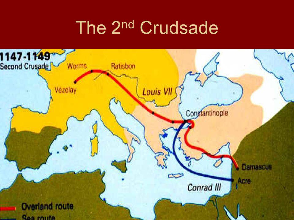 The 2 nd Crudsade