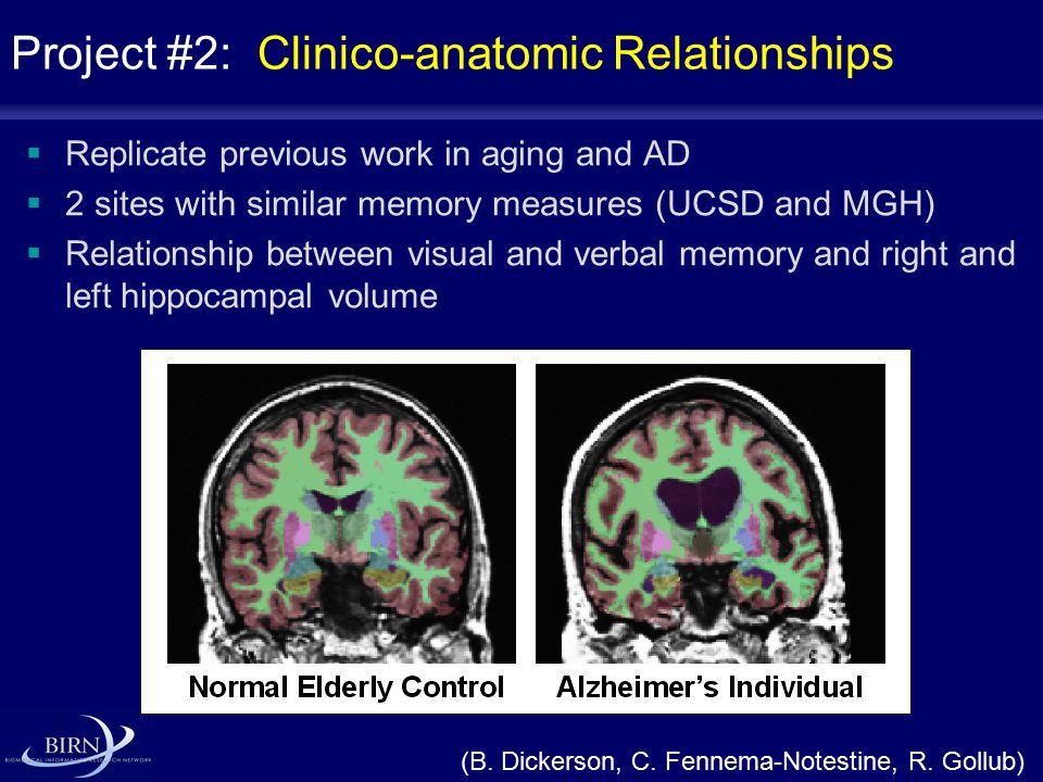 Project #3: Diagnostic Classification Healthy Elderly vs.