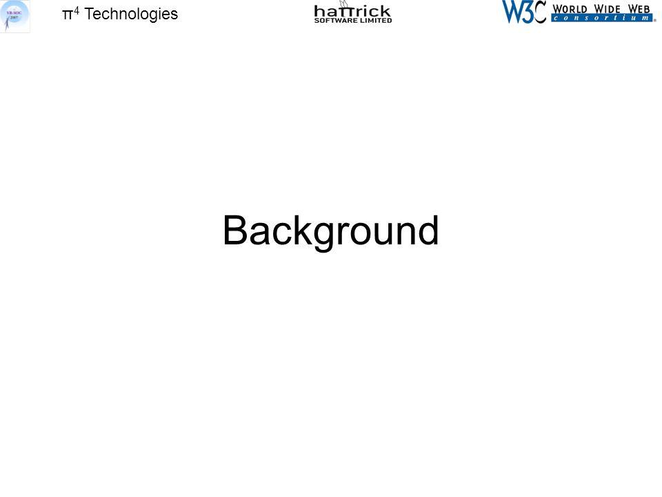π 4 Technologies Background