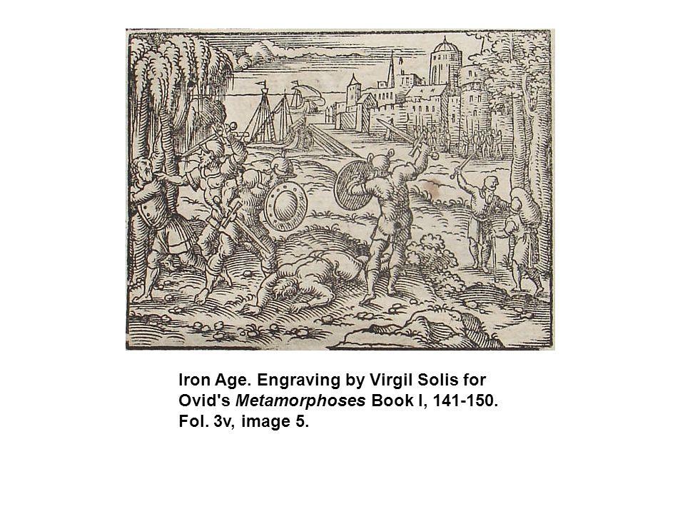 Pyrrha and DeucalionPyrrha and Deucalion, painted basin, Oraza Fontana or his workshop, 1565-71 Los Angeles, J.