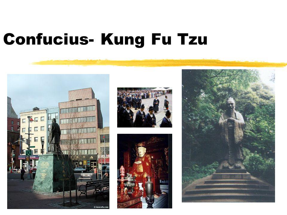 Confucius- Kung Fu Tzu