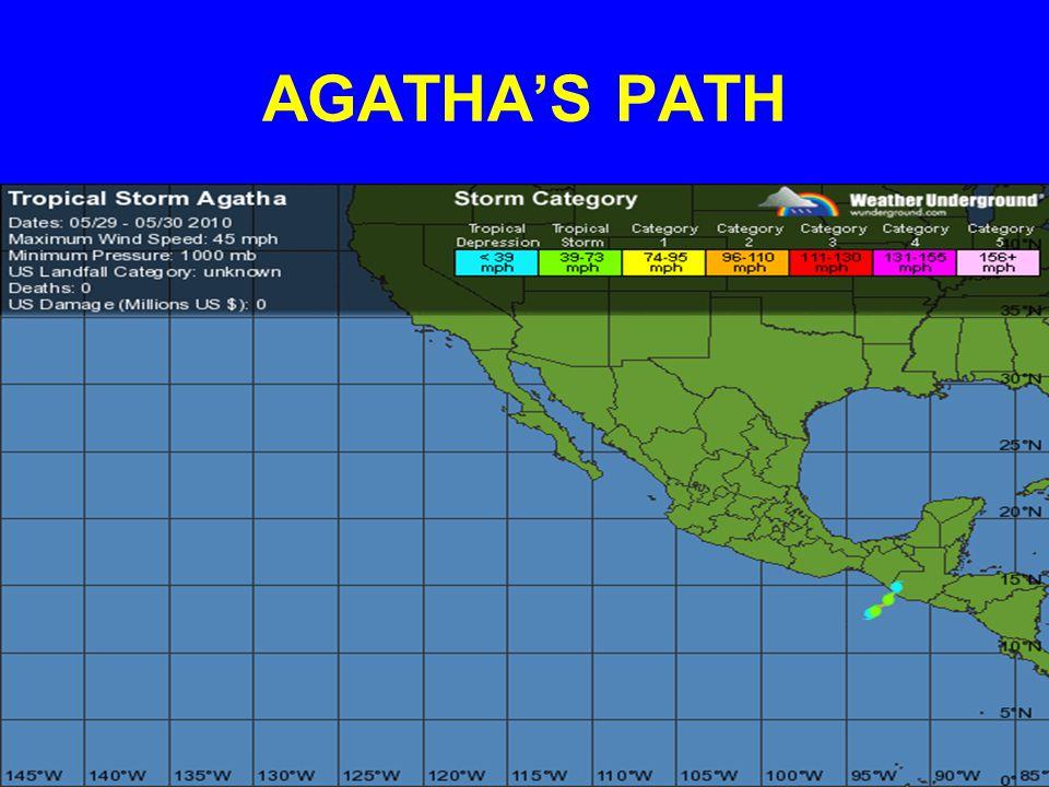 AGATHA'S PATH