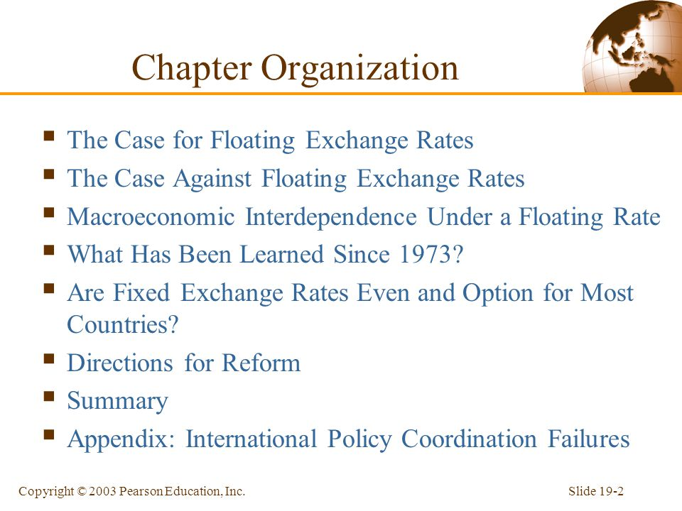 Slide 19-3Copyright © 2003 Pearson Education, Inc.