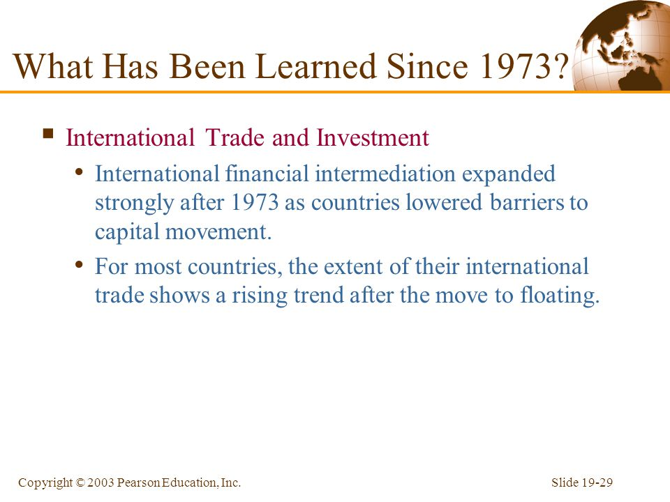 Slide 19-29Copyright © 2003 Pearson Education, Inc.