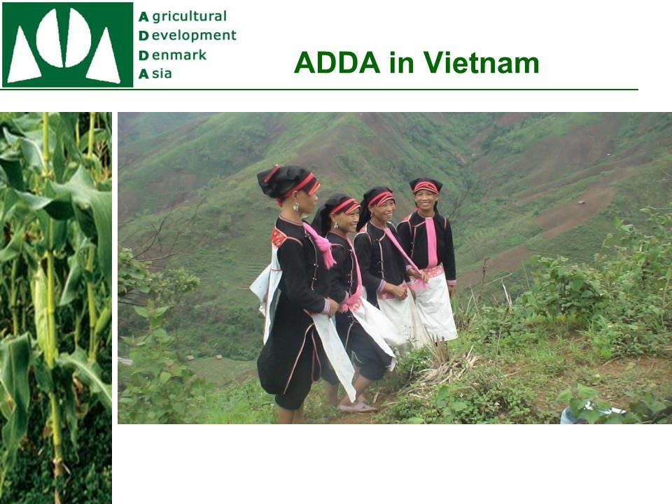 ADDA Vietnam Projects The IPM Project (1998 - 2005).