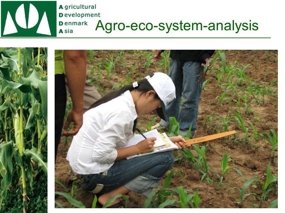 Agro-eco-system-analysis