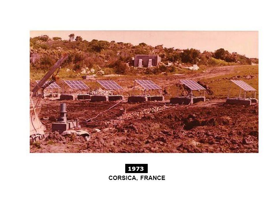 1973 CORSICA, FRANCE