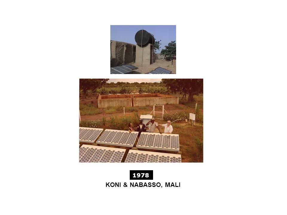 1978 KONI & NABASSO, MALI
