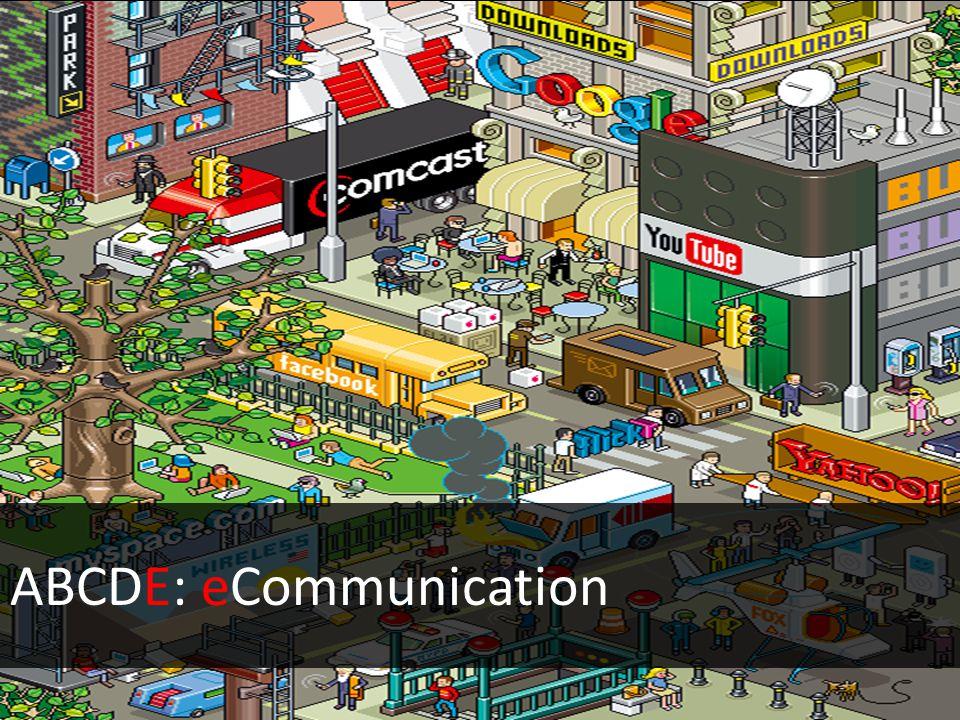 ABCDE: eCommunication
