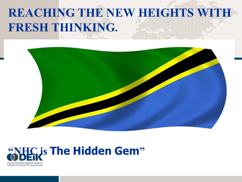 "REACHING THE NEW HEIGHTS WITH FRESH THINKING. - ""NHC is The Hidden Gem """
