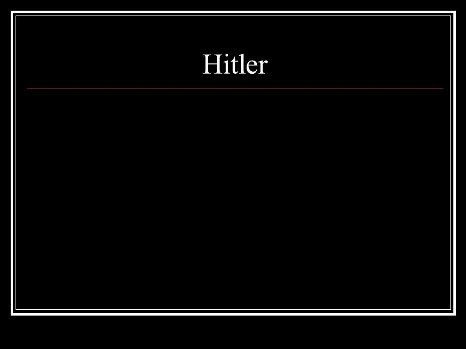 Question: Where does the word Nazi come from.