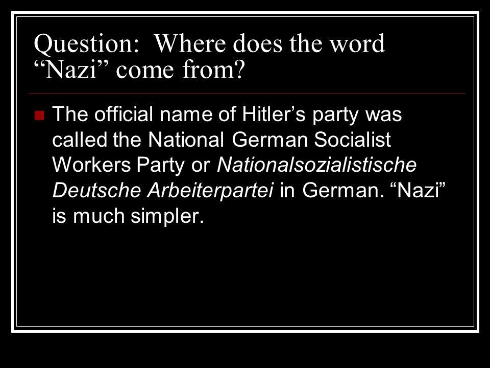 Hitler Betrays Poland