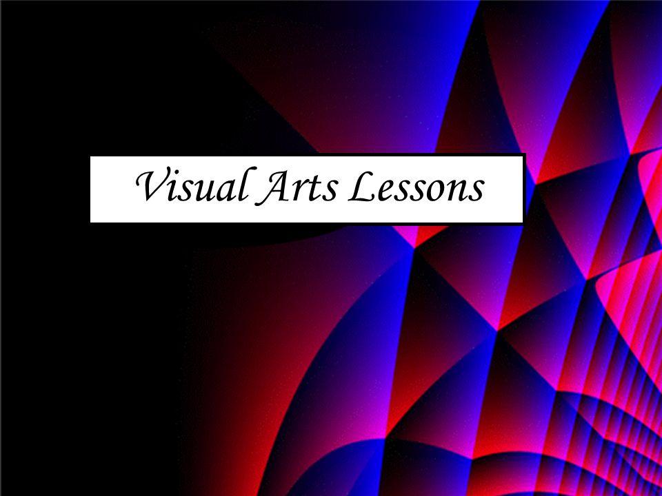 Visual Arts Lessons
