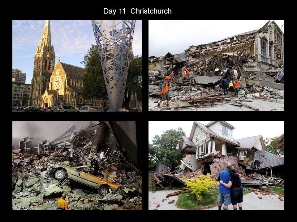 Day 11 Christchurch