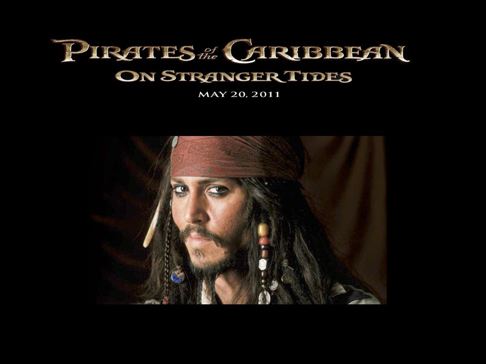 Pirates of the Caribbean: On Stranger Tides When will be released.