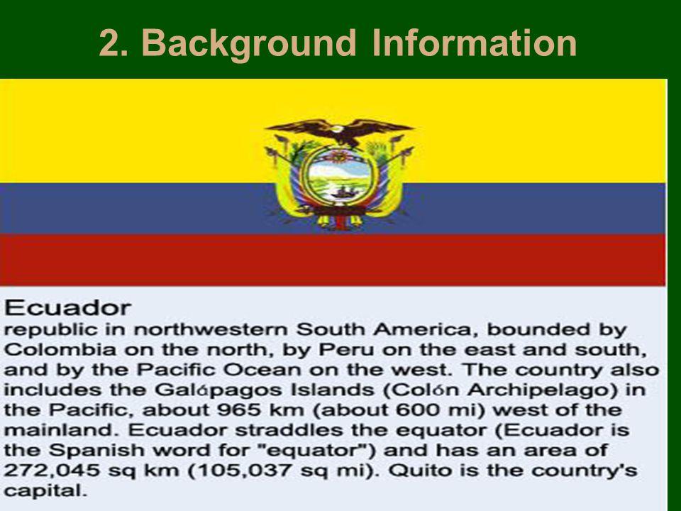 2. Background Information