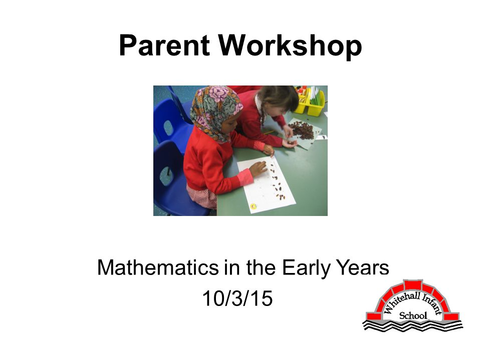 By the end of Reception (Early Learning Goals) Children should be able to: count reliably with numbers from one to 20 and place them in order say which number is one more or one less than a given number.