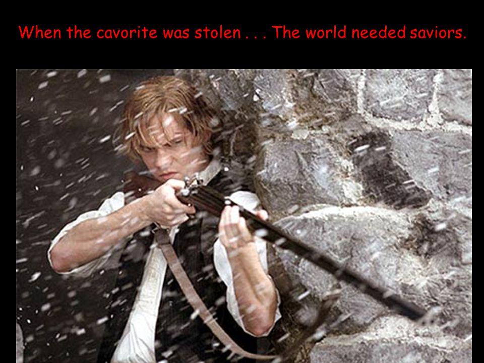 When the cavorite was stolen... The world needed saviors.