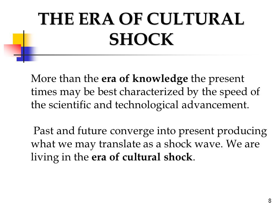 More than the era of knowledge the present times may be best characterized by the speed of the scientific and technological advancement.