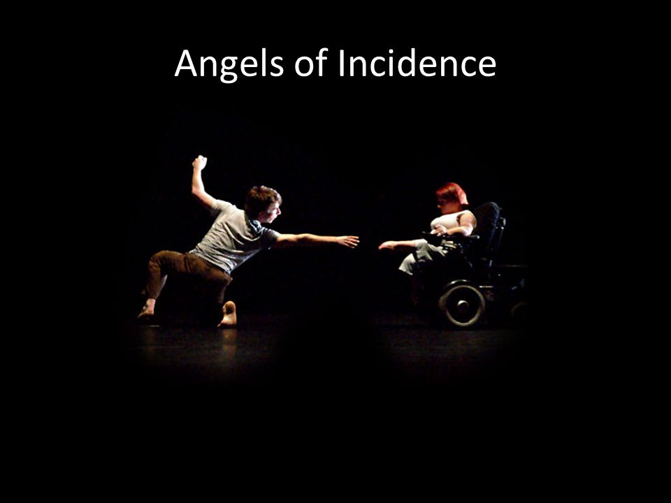 Angels of Incidence