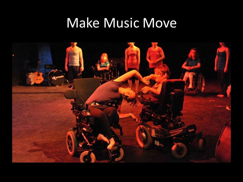 Make Music Move