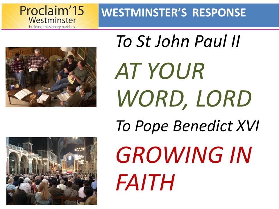If Faith Formation is your Parish's gift...