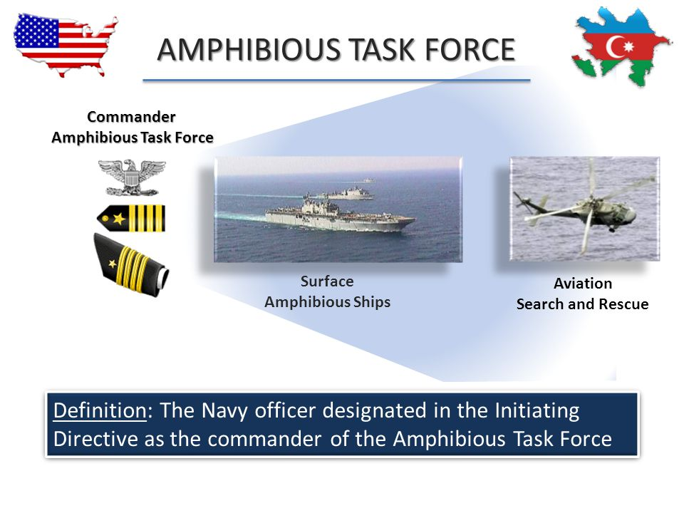 Mission: Transport and launch loaded amphibious craft and vehicles with their crews and embarked personnel.