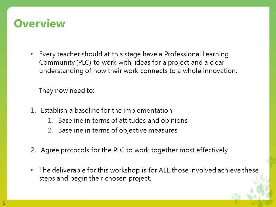 6 Guiding Questions Are you confident about learners' perception of the school currently.