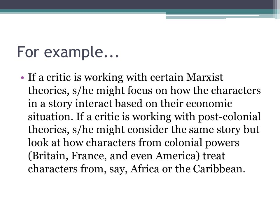 examples of literary criticism essays a guide to writing the  marxist literary criticism essay example image 3 examples of literary criticism essays
