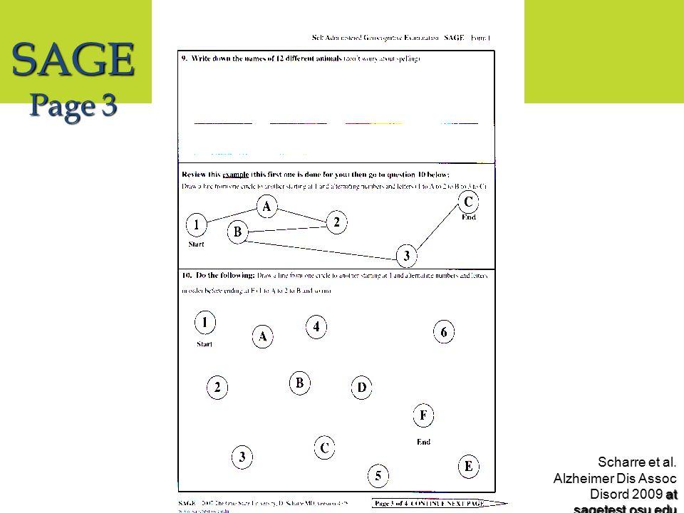 SAGE Page 3