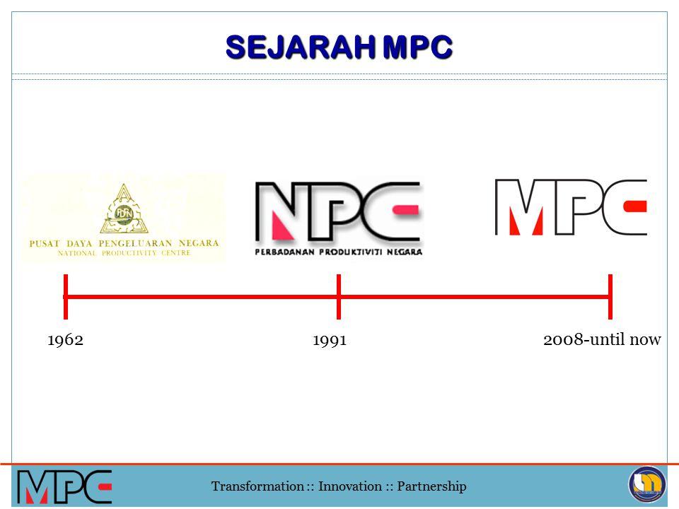 Transformation :: Innovation :: Partnership 8.