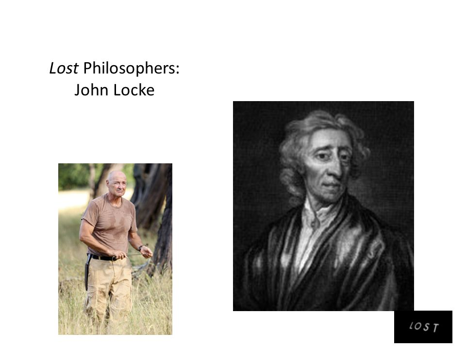 Lost Philosophers: John Locke