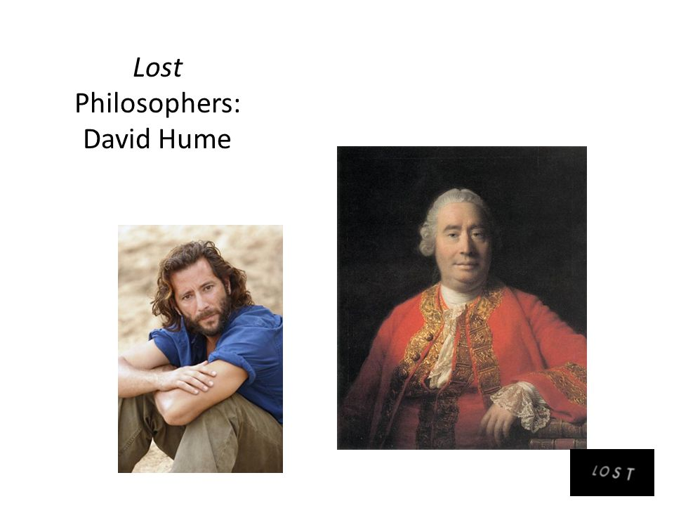 Lost Philosophers: David Hume