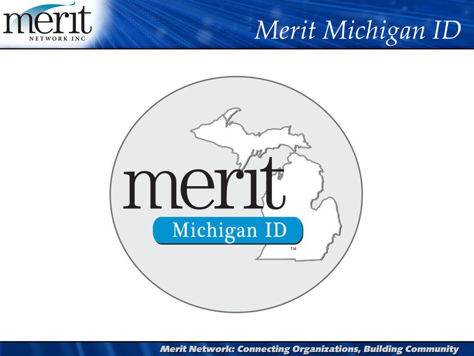 Merit Michigan ID