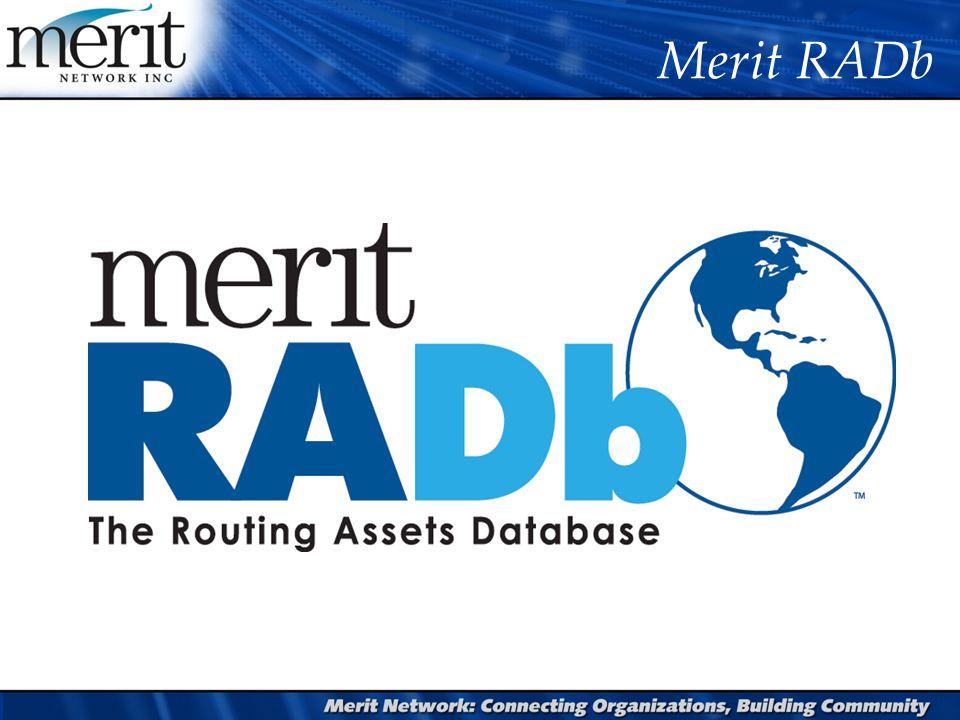 Merit RADb