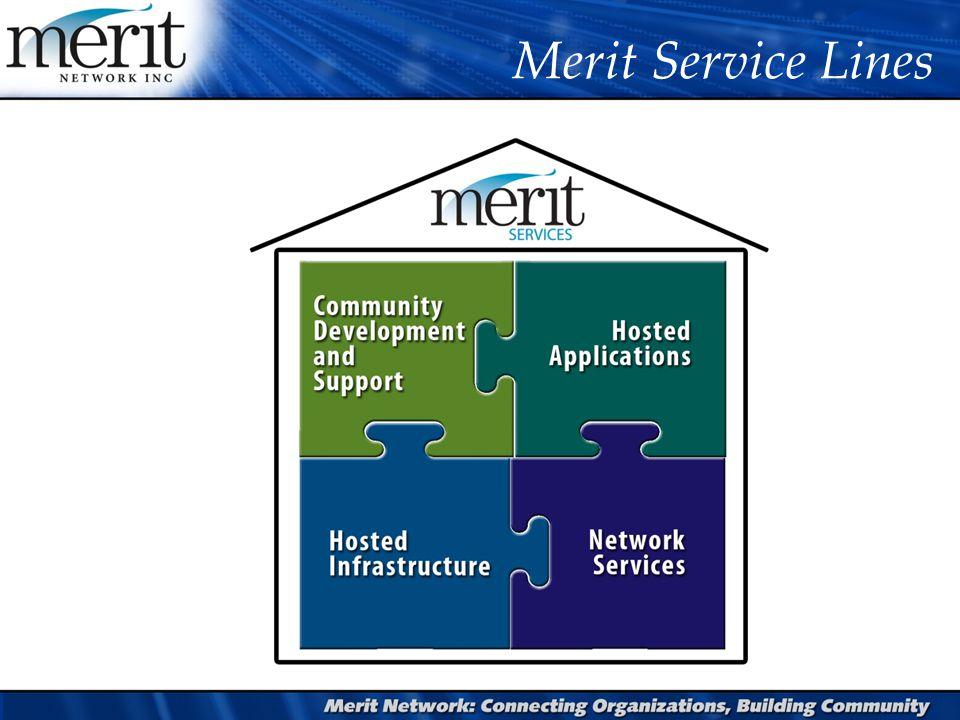 Merit Service Lines