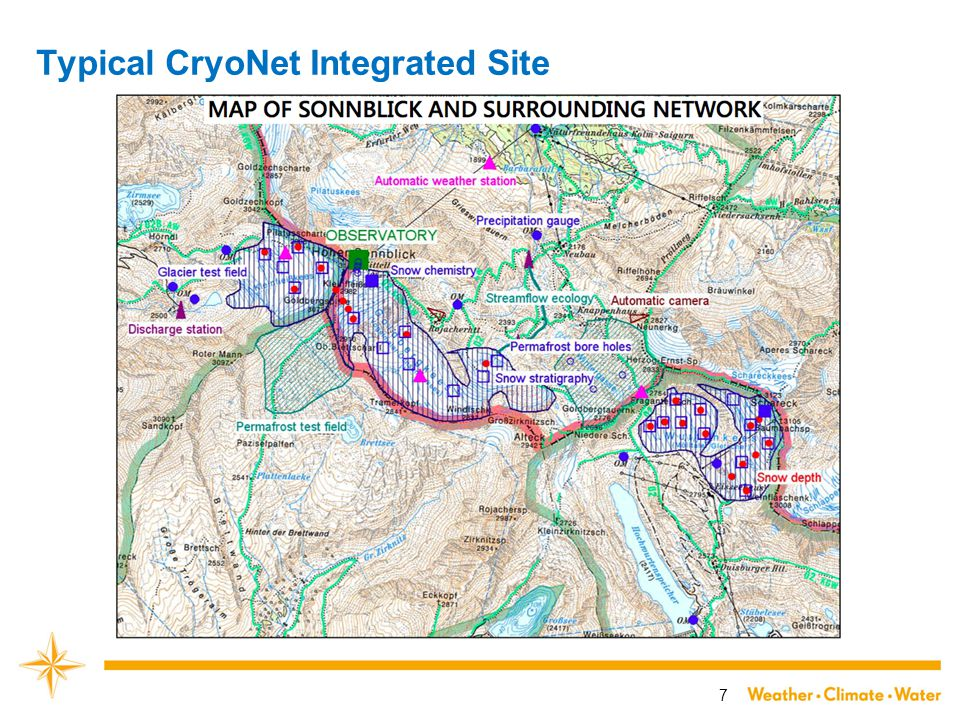 Typical CryoNet Integrated Site 7