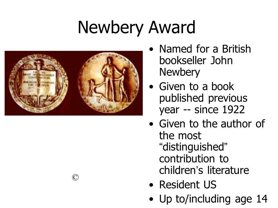 Newbery Award Winners 2014