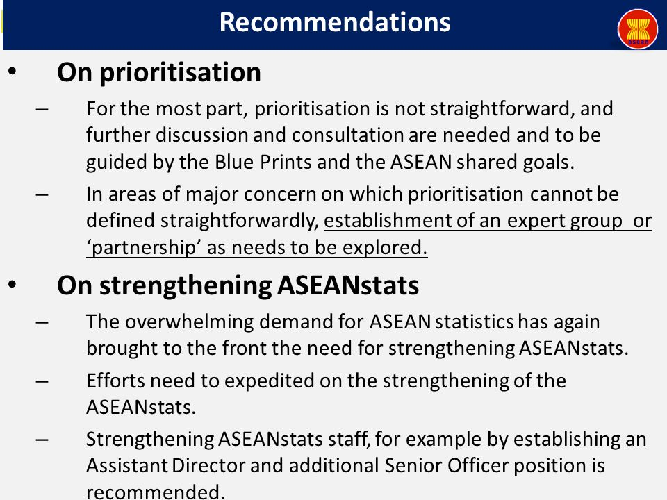 Recommendations On Post-2015 SDGs – Since inputs concerning the goals and targets are still open for discussion until September 2015, the ACSS needs to take part in the process.