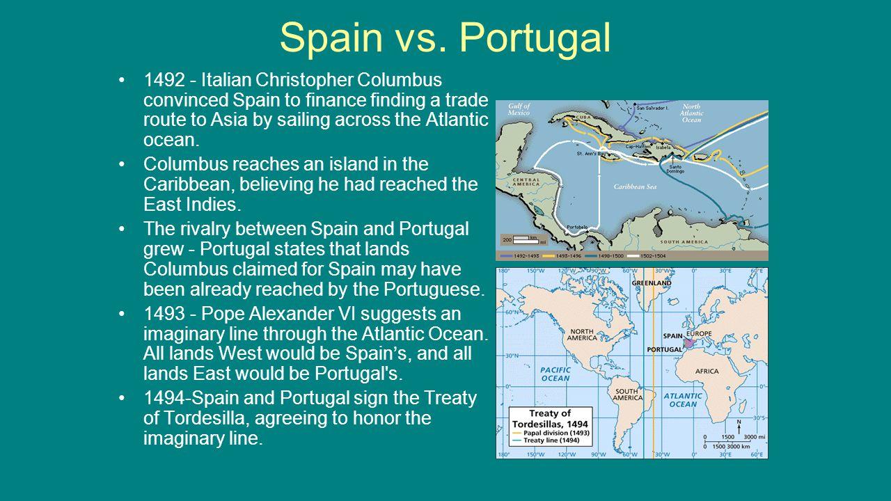 Spain vs.