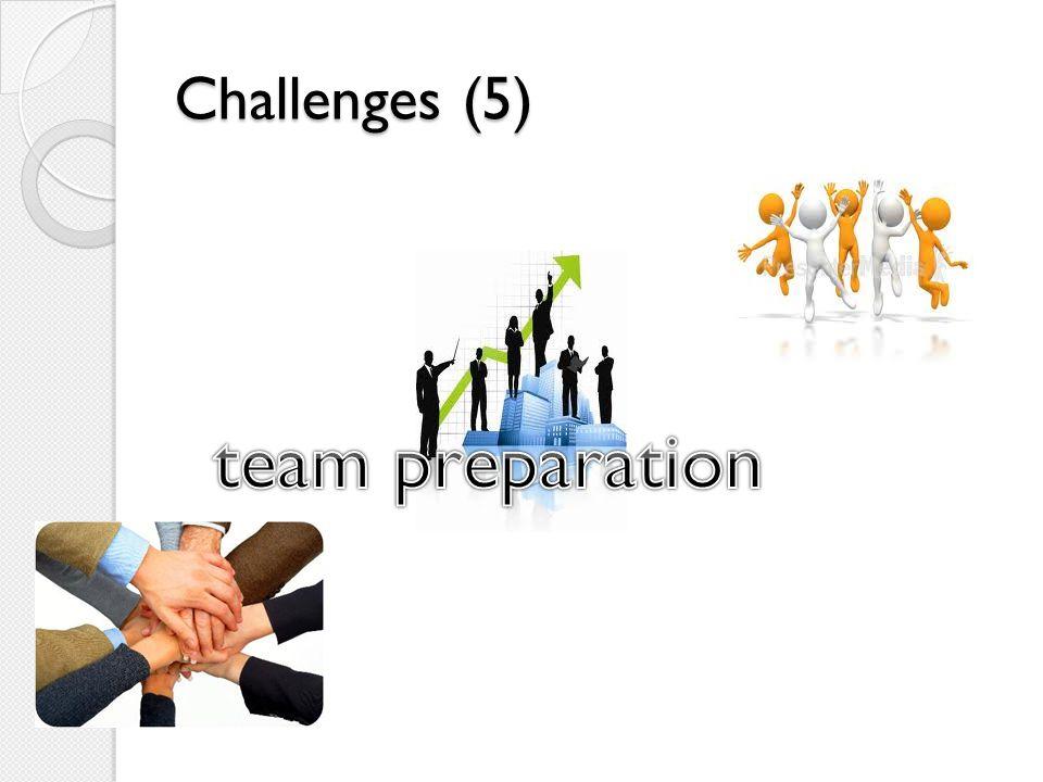 Challenges (5)