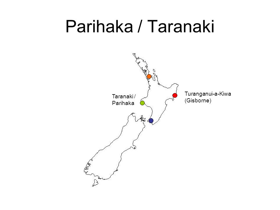 Prisoners Return Parihaka was rebuilt, and those who had been arrested and imprisoned later returned.