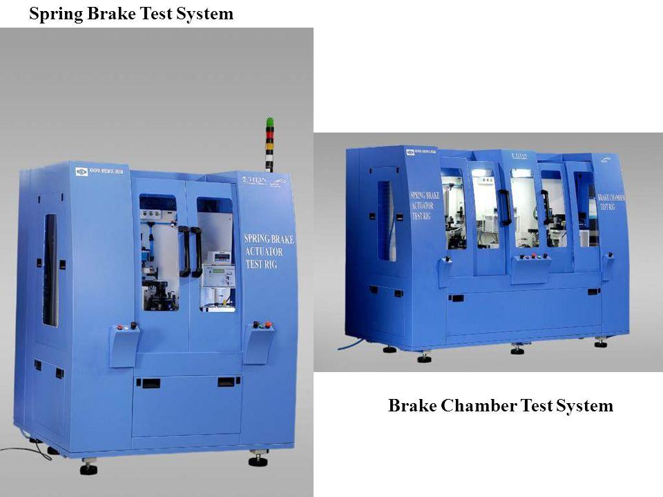 Spring Brake Test System Brake Chamber Test System