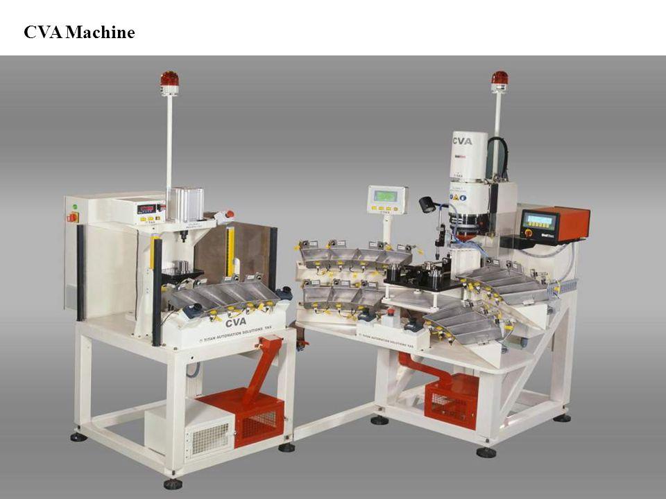CVA Machine