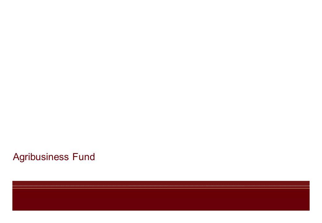 6 Agribusiness Fund