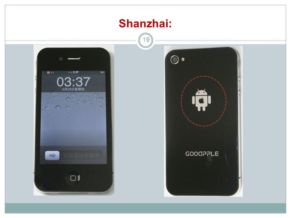 Shanzhai: 19