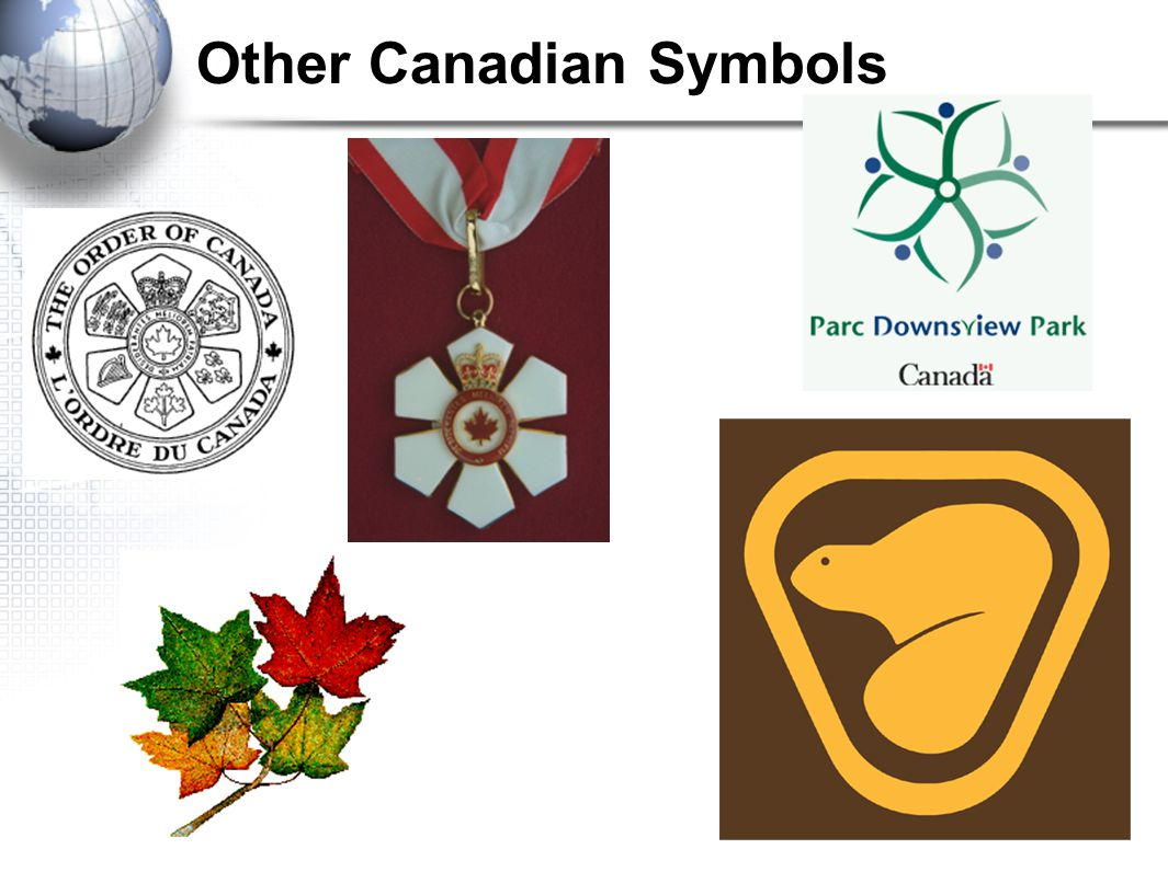 Other Canadian Symbols