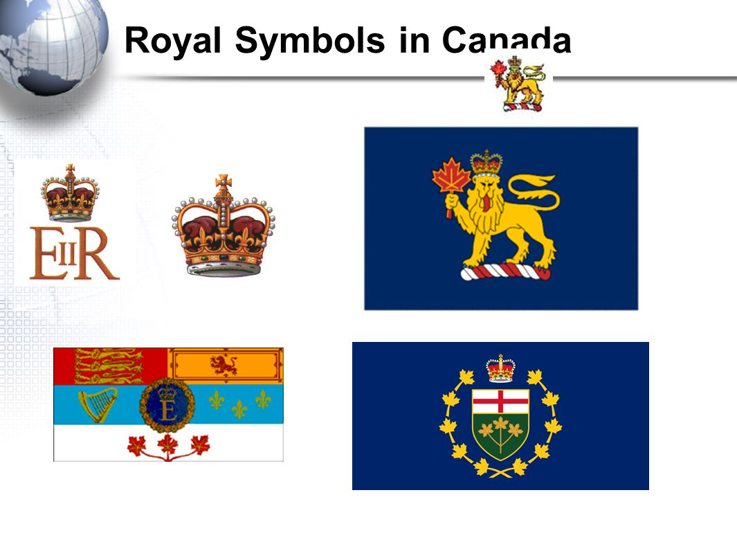Royal Symbols in Canada