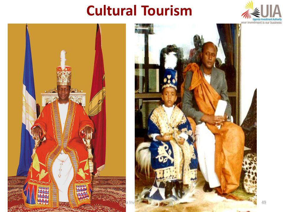 5/6/2015 |Uganda Investment Authority49 Cultural Tourism